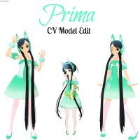 CV Prima DL by CarleighE