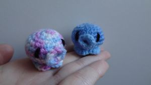 Takochu Squiddy Blue and Colorful by Narmita08