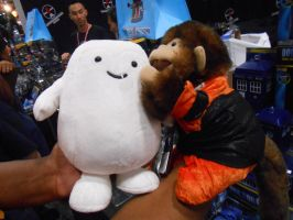 Avarice Monkey with his very own Adipose by pa68