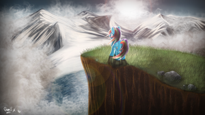 Rainbow Dash by CentPL