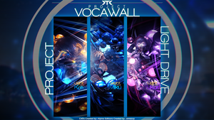 Official VocaWall PSD Pack+ v3 by JamesxpGFX