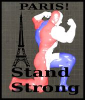Paris - Stand Strong! by Luddox