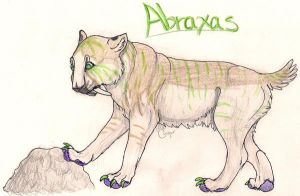 Abraxas by Cougar28