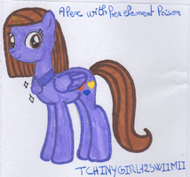 ALEX PONY POISON by HOBYMIITHETACTICIAN