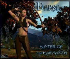 Darsa, WoW Hunter by macarthurfamily