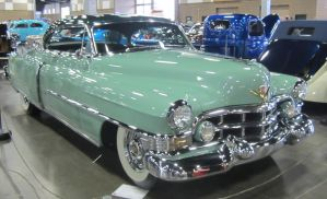 52 Cadillac 62 by zypherion