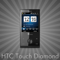 HTC Touch Diamond by cruzerDESIGN