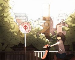 Driver by linhnino
