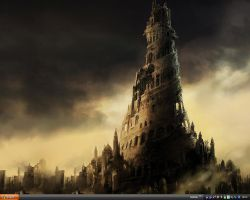 Babylon Desktop by burgulgoth