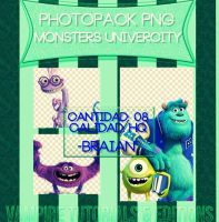 Pack Png Monsters Univercity by ADMINBRAIAN