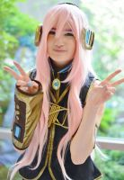 Luka Megurine by SkywardCrowns