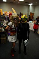 Harley Meets Celty by HarleyTheSirenxoxo