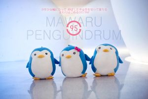 Mawaru Penguindrum_go home by hybridre
