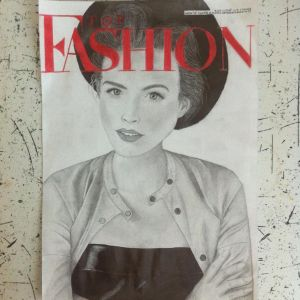 TopFashionMagazin Cover (better quality) by Mishiatko