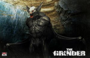 The Grinder wallpaper by kcgallery
