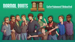 Welcome Back Normalboots! by CauseImDanJones