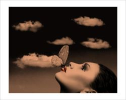 Butterfly effect-sepia by willcrane