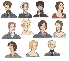 Wuthering Heights Cast by sevenluck