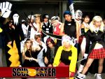Soul Eater_Group by Team-RaWr