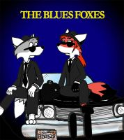 The Blues Foxes by Whatupwidat