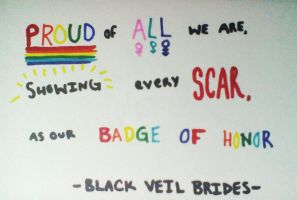 Proud of All We Are by M3gw4h