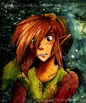 Link to the Past by HyliaBeilschmidt