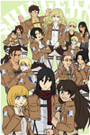 Survey Corps Swap by Kamachu