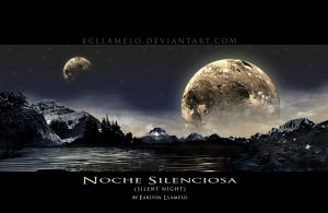 noche silenciosa-silent night by ecllamelo