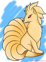 Ninetales by sexyback2010