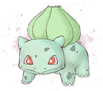 Bulbasaur by S1ghtly