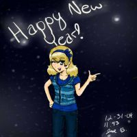 New years finished by Aquatwin