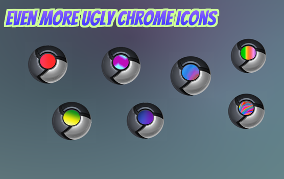 Even More Ugly Chrome by sprp77