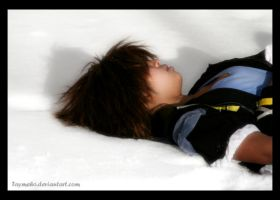 Sora Cosplay - Goodbye... by Taymeho