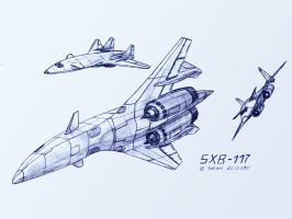 SXB-117 by TheXHS