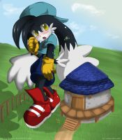 Giant Klonoa Req. by Kisuette