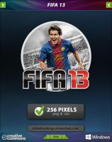 Fifa 13 Icon by tRiBaLmArKiNgS