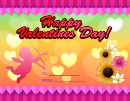 Valentine 1 by CalicoWoolfe