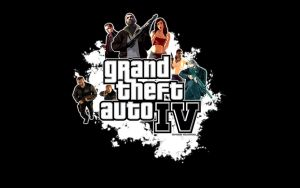 Grand Theft Auto IV Wallpaper by Raptomex