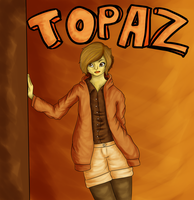 Topaz- Contest Entry by Monochrome-Colors