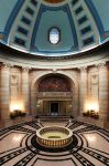 Rotunda 2nd Level - Manitoba Legislative Building by Joe-Lynn-Design