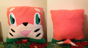 Jet the Buizel Pillow - Christmas Gift for jet-bui by DantesTobari
