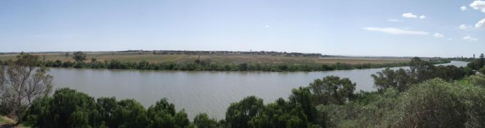 Panorama of the Murray River by minna17