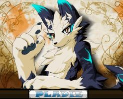 Pladie Badge by dragoon86