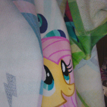 mlp beach towel2 by bookwormsteve