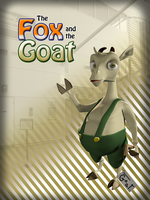 Goat and fox project - Goat by Guido37