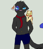 Kitty and Hubby by KittyCreator