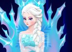 Snow Queen by Keisuka