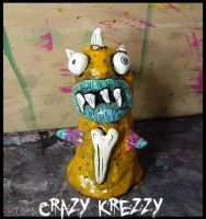 Crazy Krezzy by justinaerni