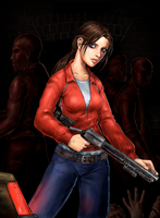 Left 4 Dead - Zoey by dpdagger