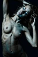 Blue Nude by thewalaker